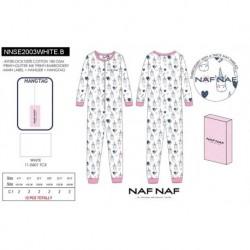 Mono pijama c/caja naf naf - Naf Naf - NFV-NNSE2003WHITE.B