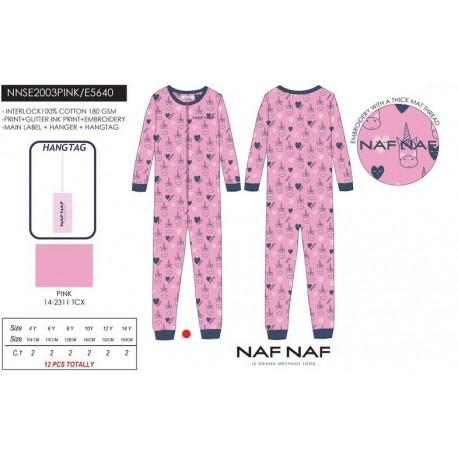 NFV-NNSE2003PINK fabricantes de ropa infantil en españa Mono