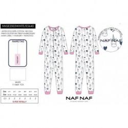 Mono pijama naf naf - Naf Naf - NFV-NNSE2003WHITE