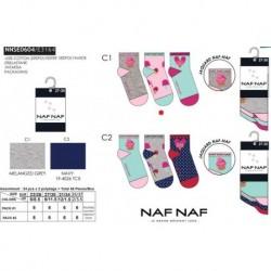 Pack 3 calcetines naf naf - Naf Naf - NFV-NNSE0604