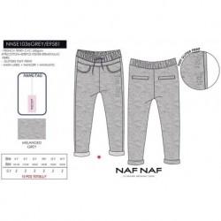 Pantalon chandal naf naf - Naf Naf - NFV-NNSE1036GREY