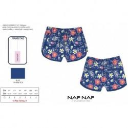 Pantalon corto naf naf - Naf Naf - NFV-NNSE1006BLUE