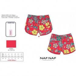 Pantalon corto naf naf - Naf Naf - NFV-NNSE1006FUSHIA