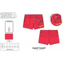 Pantalon corto naf naf - Naf Naf - NFV-NNSE1007FUSHIA