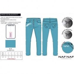 Pantalon naf naf - Naf Naf - NFV-NNSE1031BLUE