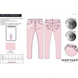 Pantalon naf naf - Naf Naf - NFV-NNSE1031LPINK