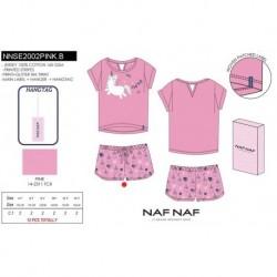 Pijama c/caja naf naf - Naf Naf - NFV-NNSE2002PINK.B