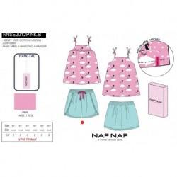 Pijama c/caja naf naf - Naf Naf - NFV-NNSE2012PINK.B