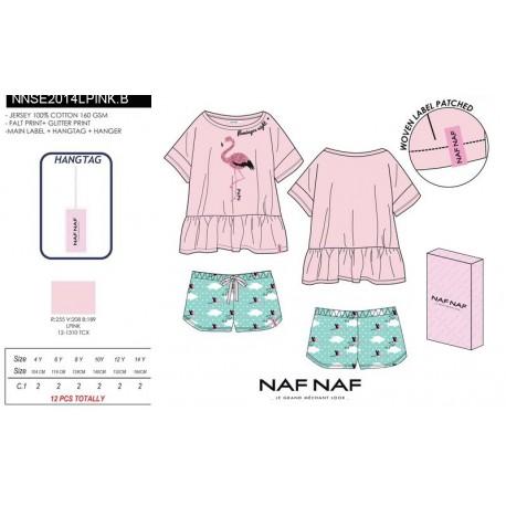 Pijama c/caja naf naf - Naf Naf - NFV-NNSE2014LPINK.B