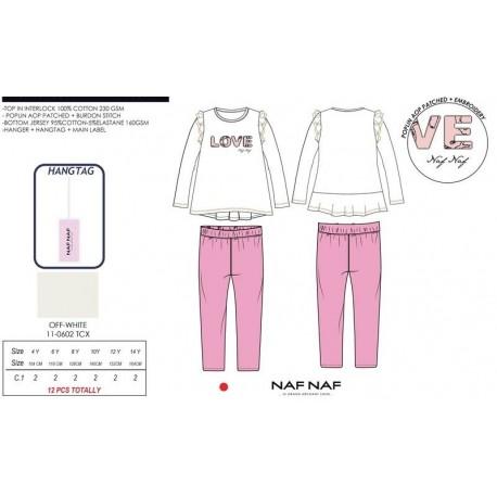 NFV-NNSE2016OFFWHITE fabricantes de ropa infantil en españa
