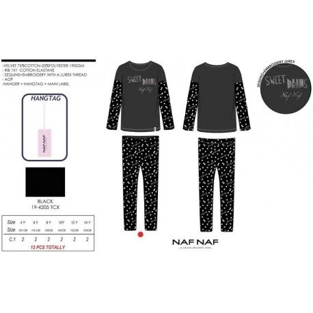 NFV-NNSE2018BLACK fabricantes de ropa infantil en españa