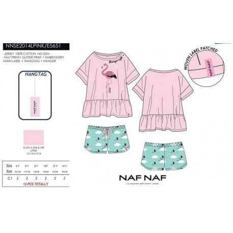 Pijama naf naf - Naf Naf - NFV-NNSE2014LPINK
