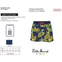 Bermuda baño little marcel - Little Marcel - NFV-LMSE1743