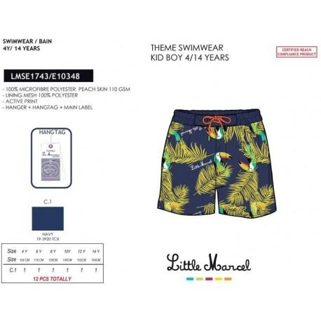TMBB-LMSE1743 ropa de licencias al por mayor Bermuda baño
