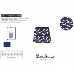 Boxer baño little marcel - Little Marcel - NFV-LMSE1730NAVY
