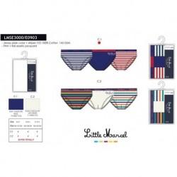 Caja 3 slips little marcel - Little Marcel - NFV-LMSE3000