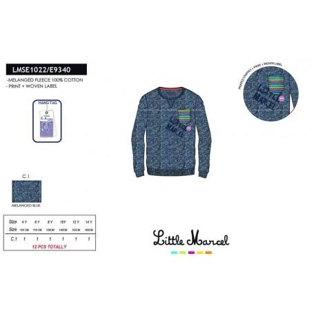 Camiseta little marcel - Little Marcel - NFV-LMSE1022