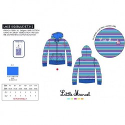 Chaqueta chandal little marcel