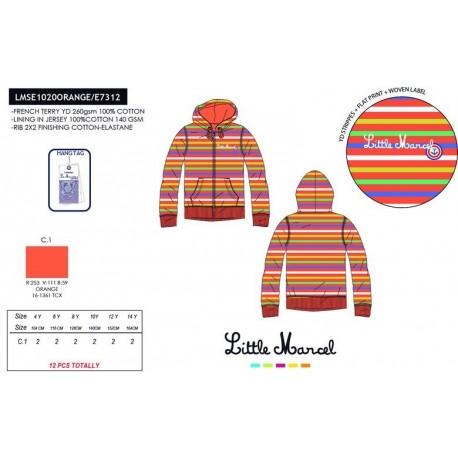 Chaqueta chandal little marcel - Little Marcel - NFV-LMSE1020ORANGE