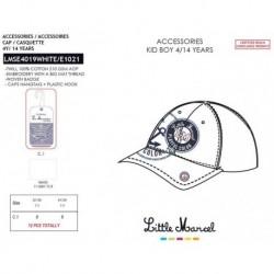 Gorra little marcel - Little Marcel - NFV-LMSE4019WHITE
