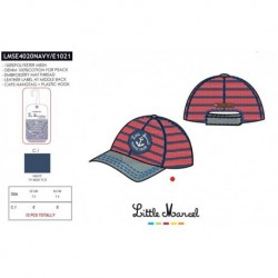 Gorra little marcel - Little Marcel - NFV-LMSE4020NAVY