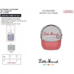 Gorra little marcel - Little Marcel - NFV-LMSE4021GREY