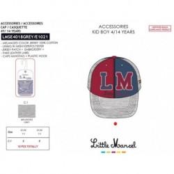 Gorra little marcel - Little Marcel - NFV-LMSE4018GREY