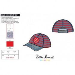 Gorra little marcel - Little Marcel - NFV-LMSE4020RED