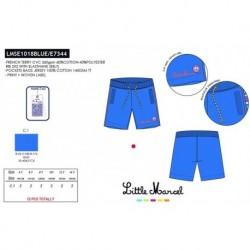 Pantalones cortos little marcel - Little Marcel - NFV-LMSE1018BLUE