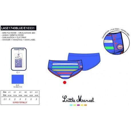 NFV-LMSE1740BLUE ropa de licencias al por mayor Slip baño