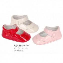 Calzado bebé suela blanda - Bubble - TMBBV-A2415
