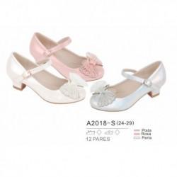 Zapato fantasia lazo - Bubble - BBV-A2018-S