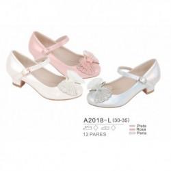 Zapato fantasia lazo - Bubble - BBV-A2018-L