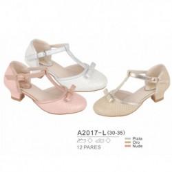 Zapato fantasia lacito - Bubble - BBV-A2017-L