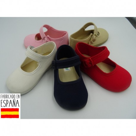 ARV-951 venta al por mayor de ropa bebe Mercedita lona lisa