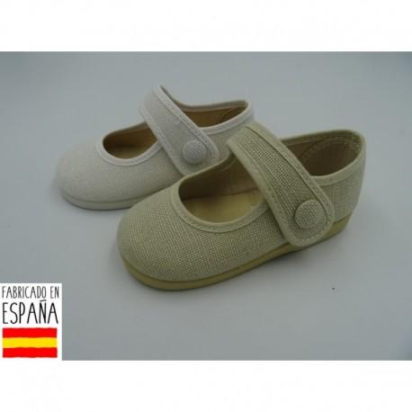 ARV-955/B venta al por mayor de ropa bebe Mercedita lino lisa