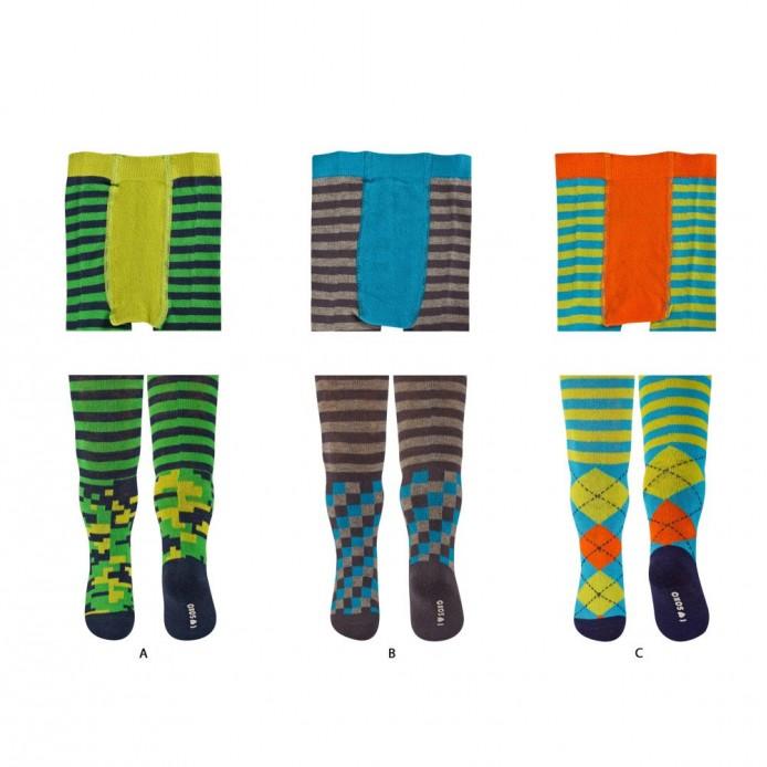 Leotardos de colores para bebé - Soxo - SXV-65342