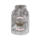 Bolsa calentador-microondas animales peluche rellenas semillas trigo y con olor a lavanda