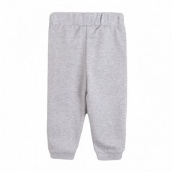 Pantalon deportivo felpa rizo - Newness - BBV79131