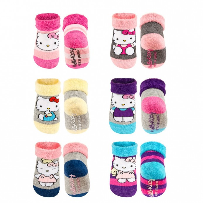 Calcetines bebé HELLO KITTY - Soxo - SXV-32101