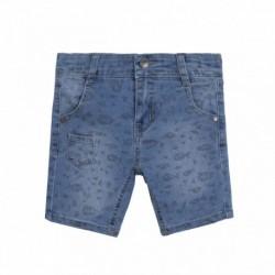 Bermuda jeans estampado - Newness - JBV58252