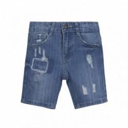 Bermuda jeans roto - Newness - JBV58290