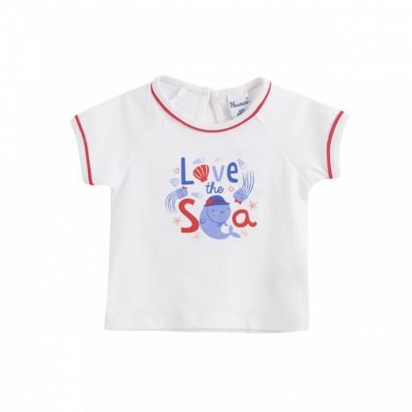 TMBB-BGV07554 Newness mayoristas ropa de bebe Camiseta -