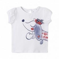 Camiseta perro con lacito - Newness - BGV69529