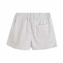 Short felpa rizo con bolsillos - Newness - JGV69833