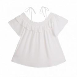 Blusa lisa con tirantes - Newness - JGV98738