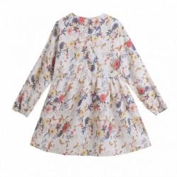Vestido estampado flores - Newness - KGV98905