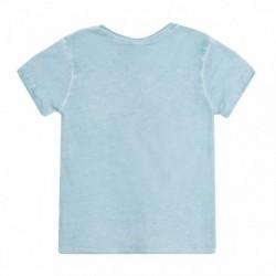 Camiseta lisa lavada especial - Newness - KBV68411