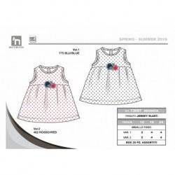 Vestido bebe niña - Arnetta - TMBB-73097