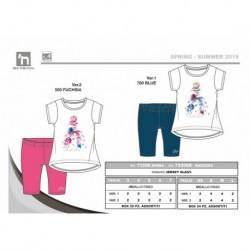 Conjunto camiseta mc+leggin ciclista - Arnetta - TMBB-73206